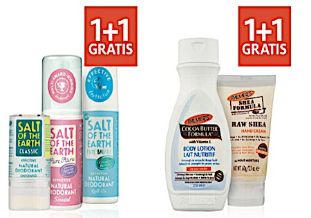 Salt of the Earth en Palmer's alle varianten, combineren mogelijk,