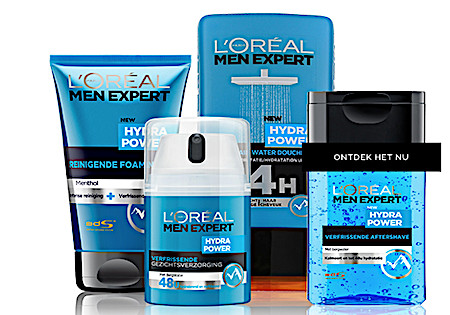 Loreal Paris Men Expert producten