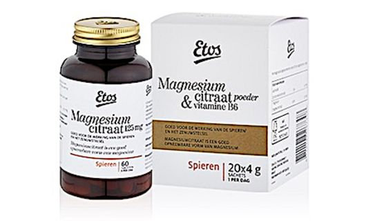 ETOS SUPPLEMENTEN/ SPIEREN/ VITAMINEN