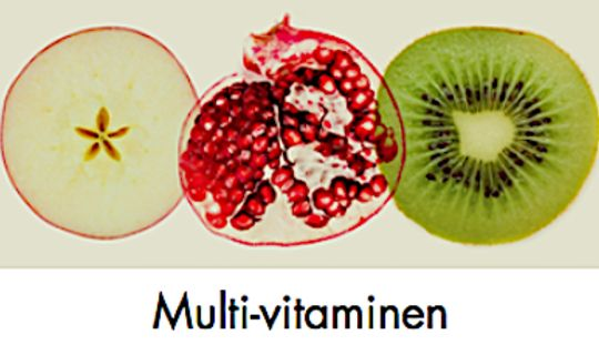 SOLGAR MULTI VITAMINEN