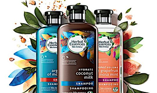 HERBAL ESSENCES  ( NIEUW )