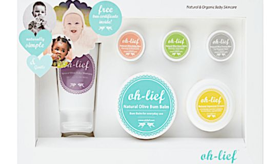 OH-LIEF REAL ORGANIC PRODUCTS