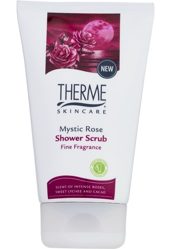 Therme Mystic rose shower scrub 150 ml
