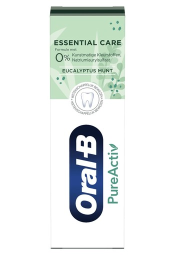 Oral B Tandpasta pureactiv fresh 75 ml