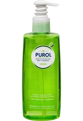 Purol Green Gezichtslotion 200 ml