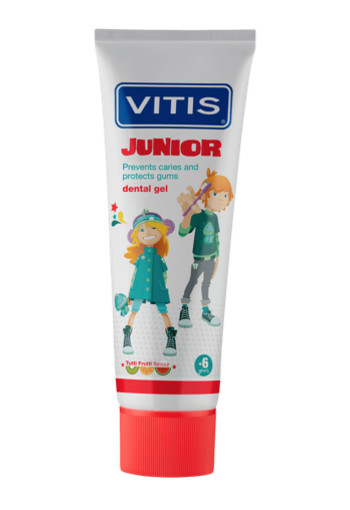 VITIS Junior Gel 75 ml