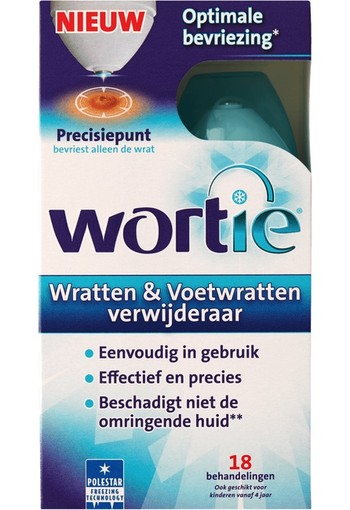 Wortie Advanced Wrattenverwijderaar -50 ml