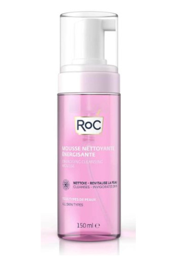 ROC Energising cleansing mousse (150 ml)