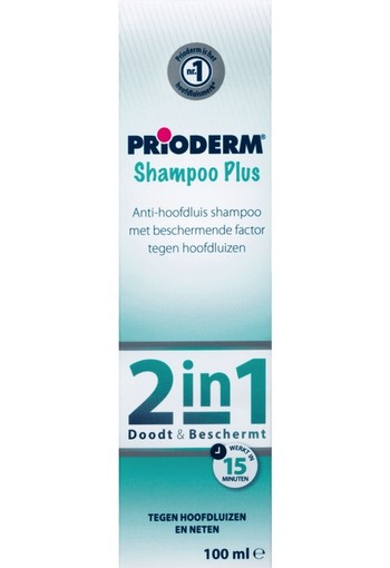 Prioderm Shampoo Plus Shampoo 100 ml