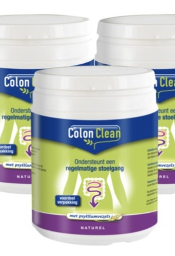 Colon Clean Naturel Trio 3x300 Gram