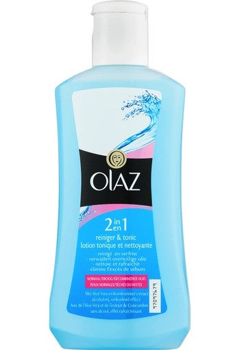 Olaz 2-In-1 Reiniger & Tonic lotion 200 ml