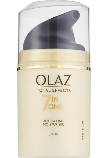 Olaz Total Effects 7-In-1 Dagcrème SPF15 50 ml