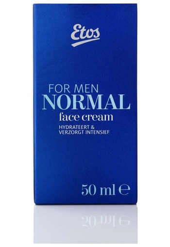 Etos Face Cream for men normal 50 ml