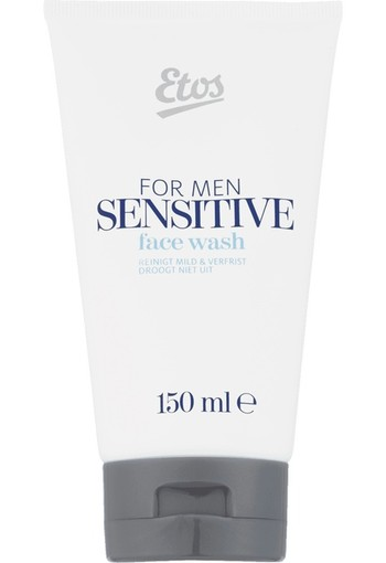 Etos Face Wash Sensitive for men 150 ml