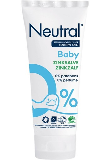 Neutral Baby Zinkzalf