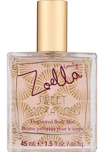 Zoella Beauty Sweet Inspirations Bodymist spray 45 ml