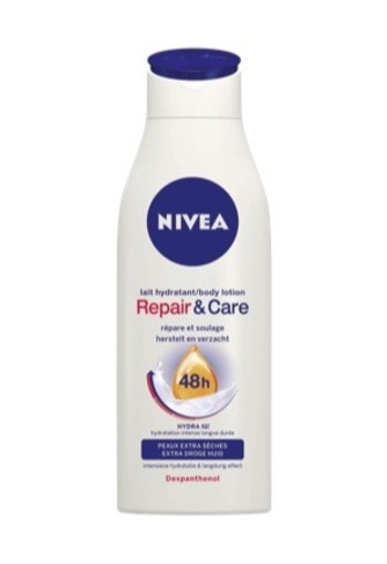 Nivea Body Lotion Repair & Care Extra Droge Huid 250ml