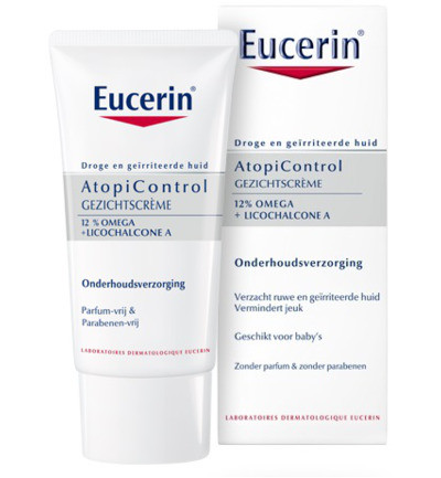 Eucerin Atopicontr Facecr Ome 50ml