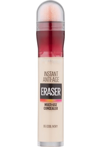 Maybelline Instant Anti Age Eraser Concealer 95 Cool Ivory Nude
