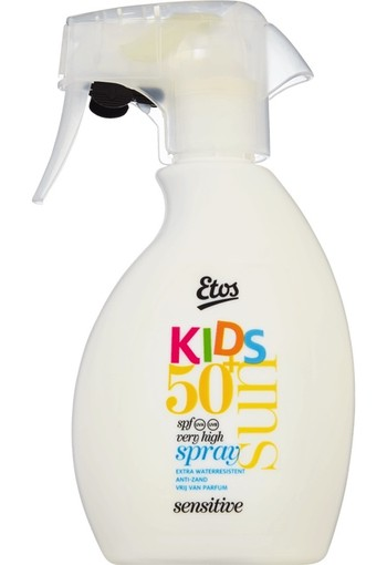 Etos Sun Kids Spray Sensitive SPF50+. / 250 ml