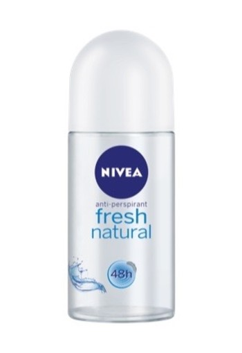 Nivea Deodorant Fresh Natural Roller 50ml