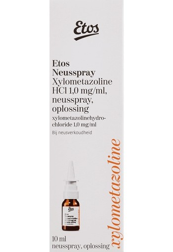 Etos Neus­spray vol­was­se­nen  10 ml