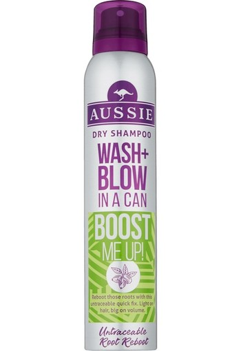 Aussie Wash + Blow Boost Me Up Droogshampoo 120 gr.
