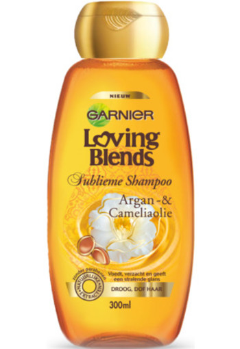 Garnier Loving Blends Shampoo Argan & Camelia  250ml