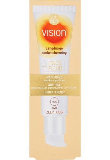 Vision Face Fluid SPF50+ 50 ml