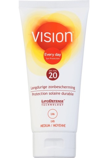 Vision Every Day Sun Protection SPF20 100 ml