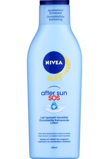 NIVEA SUN After Sun SOS Kalmerende Lotion 200 ml