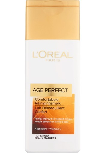 L'Oréal Paris Age Perfect Comfortabele Reinigingsmelk