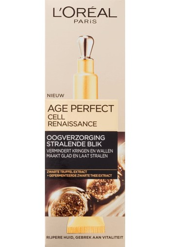 L'Oréal Paris Age Perfect Cell Renaissance Oogverzorging 15 ml