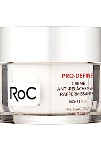 RoC Pro-Define Anti-Sagging Firming Cream 50 ml Creme