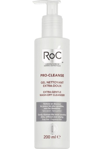 RoC Pro-Cleanse Wash-Off Cleanser 200 ml