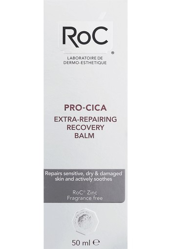 RoC Pro-Cica Extra-Repairing Recovery Balm 50 ml