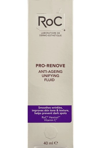 RoC Pro-Renove Anti-Ageing Unifying Fluid 40 ml