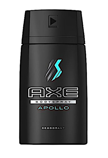 AXE APOLLO BODY SPRAY DEODORANT 150 ML