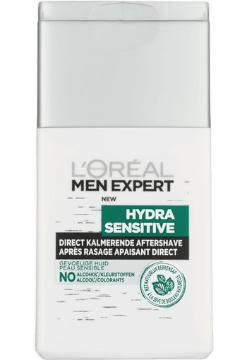 L'Oréal Paris Men Expert Hydra Sensitive Aftershave 125 ml