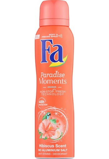 Fa Paradise Moments Deodorant Spray-150ml