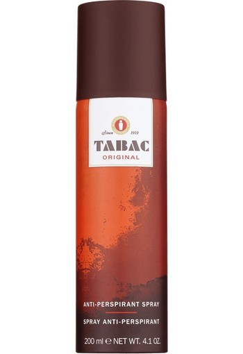 Tabac Original Anti-Perspirant Spray 200 ml