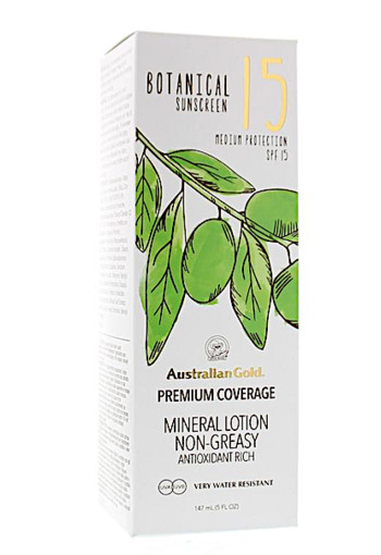 Australian Gold Botanical lotion SPF15 147 ml