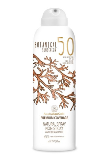 Australian Gold Botanical mineral spray SPF50 177 ml