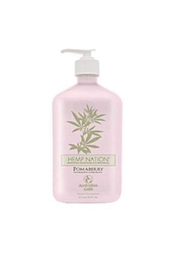Australian Gold Hemp nation bodylotion poma berry 535 ml