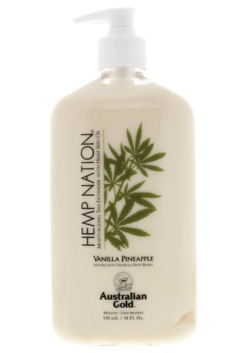 Australian Gold Hemp nation bodylotion vanilla pineapple 535 ml