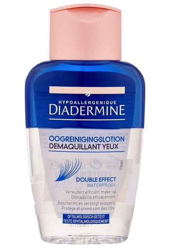 Diadermine Eye Perfect Oogreinigingslotion Waterproof 125 ml