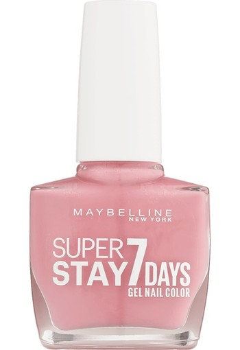 Maybelline Superstay 7 Days Gel Nail Color 135 Nude Rose
