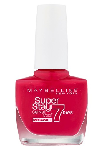 Maybelline Superstay 7 Days Gel Nail Color 190 Pink