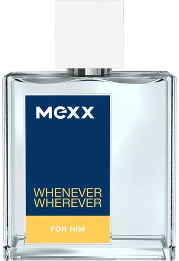 Mexx Whenever Wherever For Him Eau De Toilette 50 ml