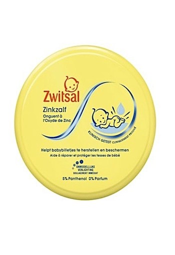 Zwitsal Zinkzalf Pot 150ml
